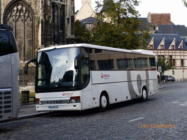Setra Véolia Transport