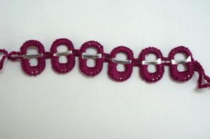 Bracelet Crochet