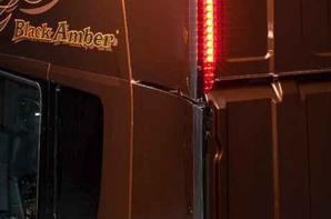Black amber R730 V8