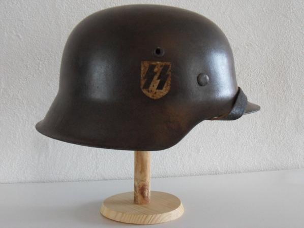 Casque Waffen SS M42