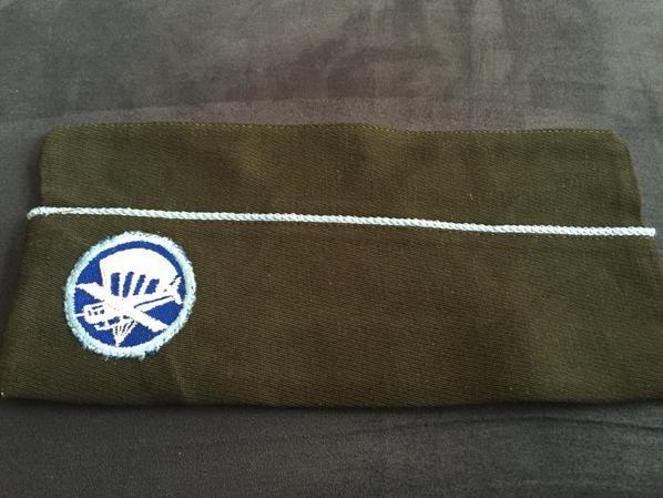 Calot US para/infanterie WW2