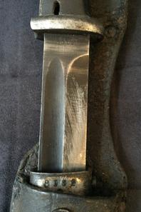 Baionette allemande de Mauser 98K