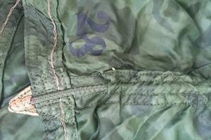 Voile cam US de parachute T5