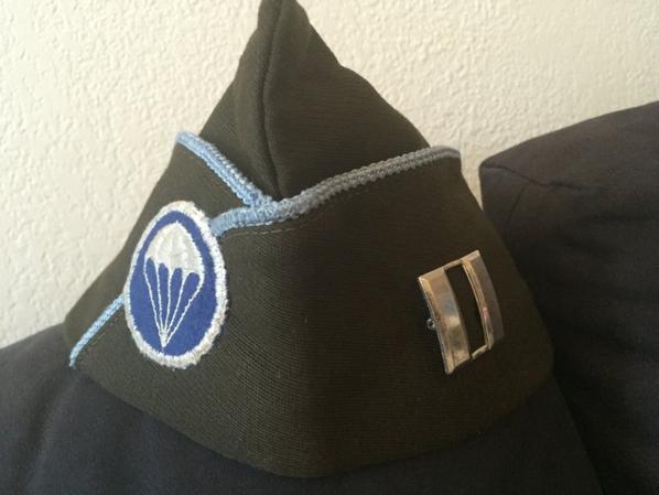 Garrison Cap US ww2