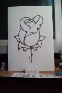 drawing #251-258