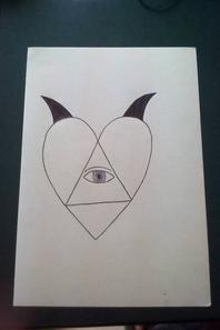 drawing #259-266