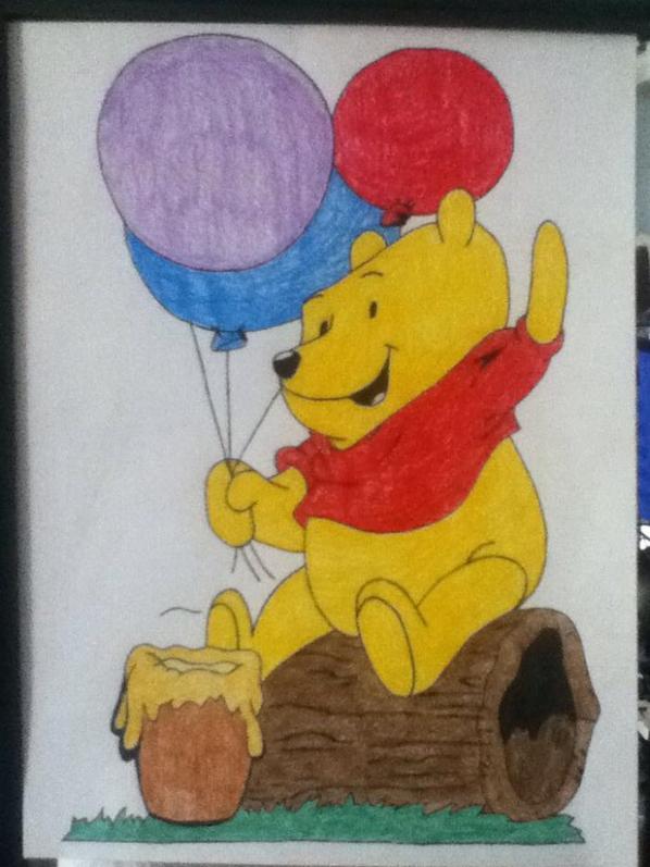 Winnie the pooh 272-273