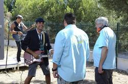 Jean Pascal Lacoste à lui aussi Jouer dans Camping Paradis