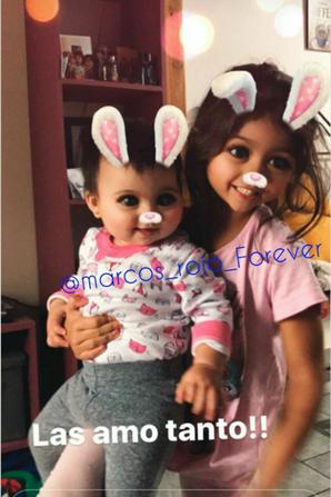 Morena & Martina Rojo