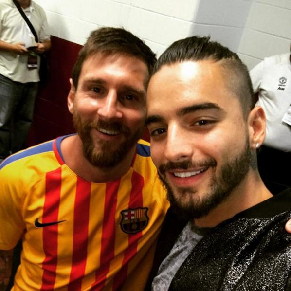 Lionel Messi  & Neymar Jr
