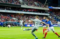 Manchester United 3-0 Valerenga Fellaini/Lukaku/Mctominay