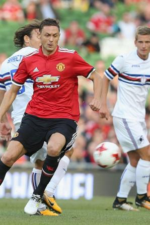 Manchester United 2-1 Sampdoria