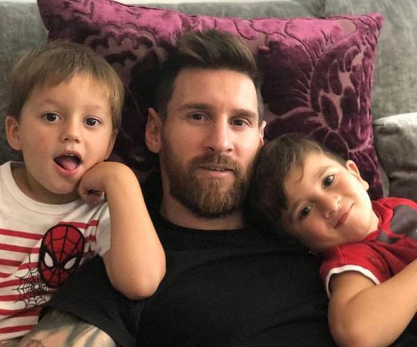 Grossesse: Lionel & Antonella Messi attendent leur 3ème enfants