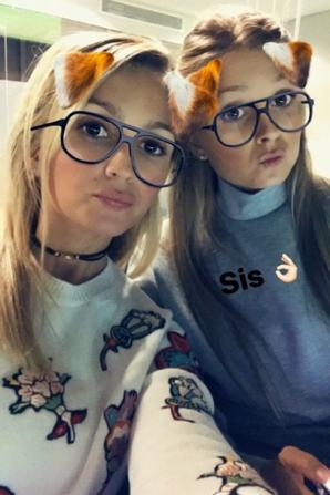 Antonella Roccuzzo & Sofia Balbi