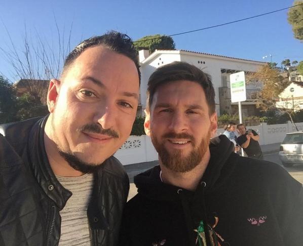 Leo Messi & Luis Suarez