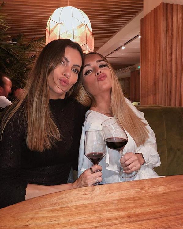 Romarey Ventura & Melissa Bartra