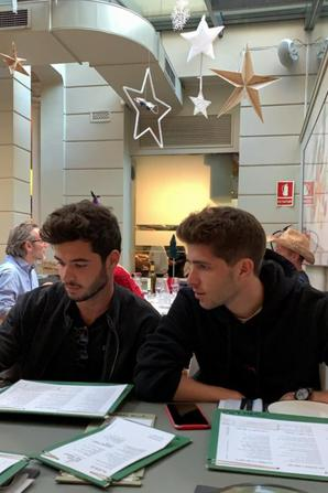 Sergi Roberto & Coral