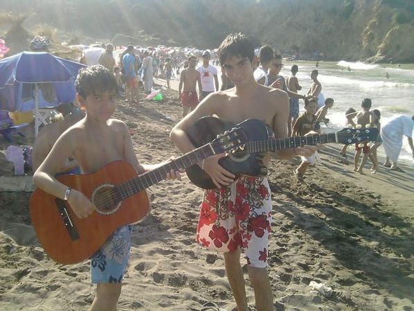 moi et frère