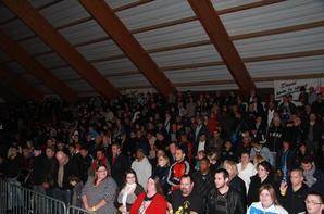 notre public ...pres de 1800 personnes au gala du 15 mars au complexe sportif gayant