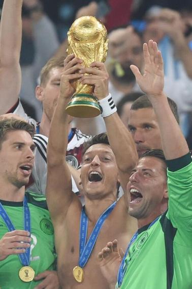 Ils ont trouvé le bon pronostic de la finale de la Coupe du Monde 2014 !
