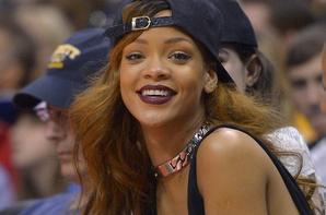 Rihanna fait craquer un basketteur !