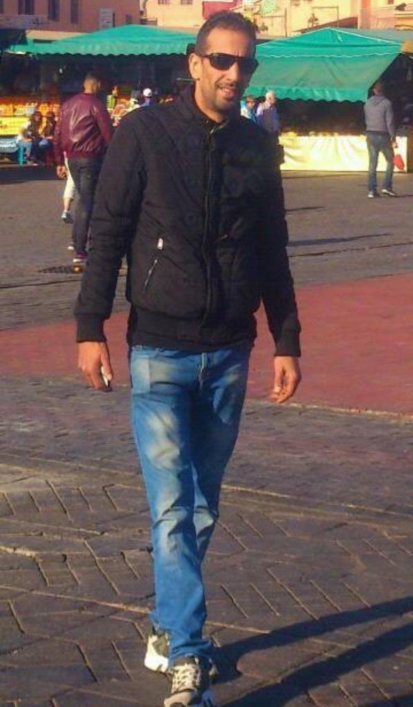 a Marrakech en route vers Agadir