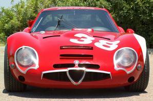 Alfa Giulia Tubolare Zagato..