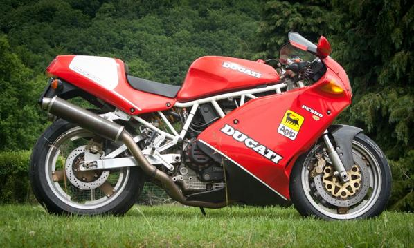 900 SL 1992