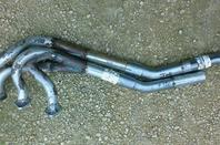 Time to build a new exhaust ... follow up