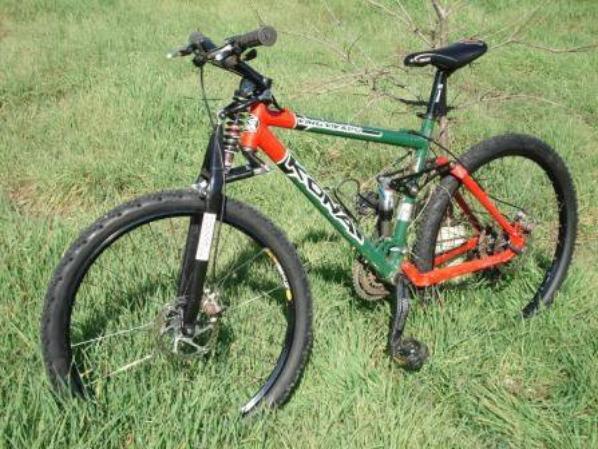 Quand Norman Hossack fait du vélo..