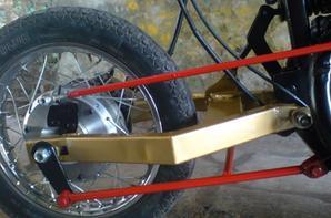 Hub steering version Indienne