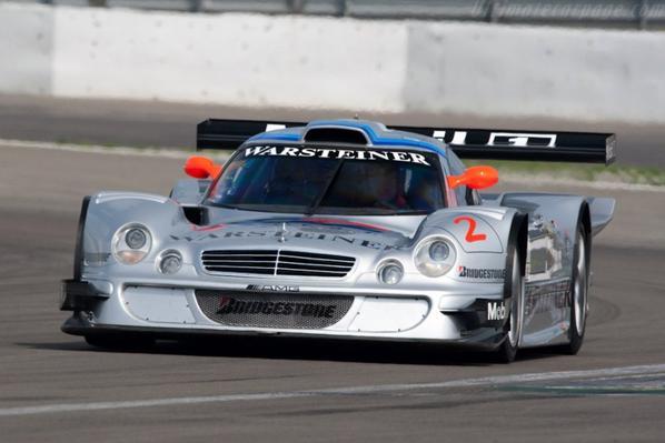 CLK  Le Mans 2009