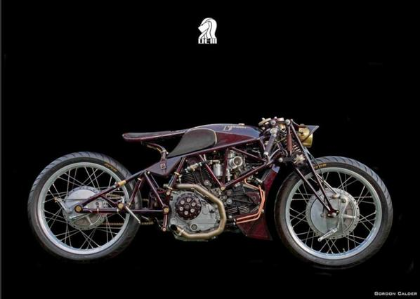 Ducati 900 SS Typhoon by Old Empire Motorcycles