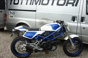 Ducati Tracker