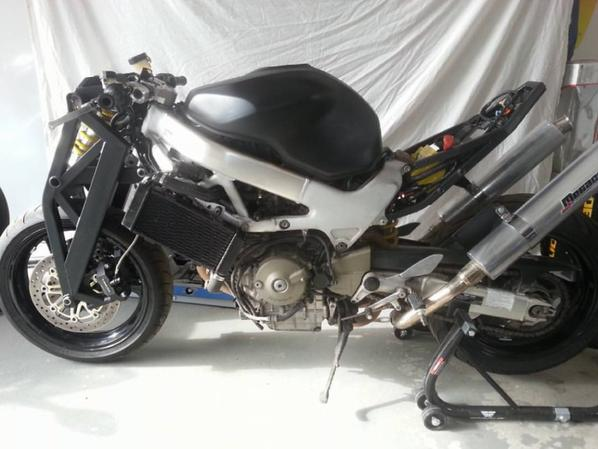 Storm VTR with Hossack front end..