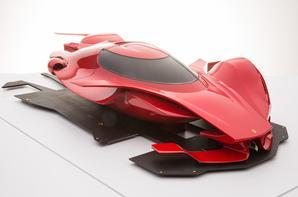 Ferrari Pierro T2 project, par Marcello Raeli...