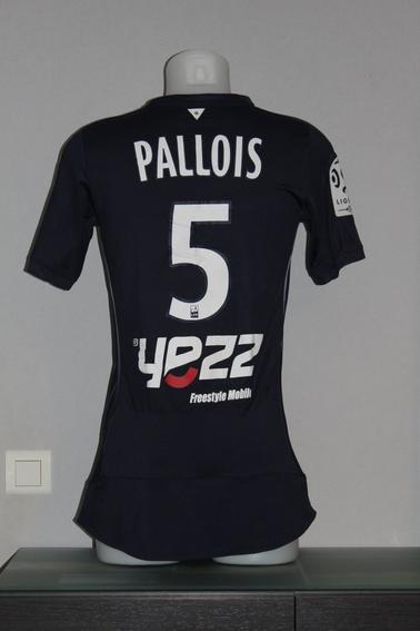 Porté par Pallois X