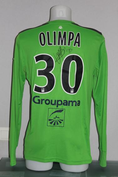 Préparé Olimpa X