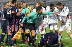Fanion Officiel Bordeaux 0-0 Nice