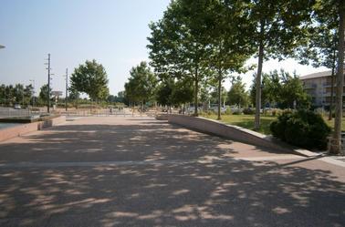 Spot de Toulouse - Place borderouge.