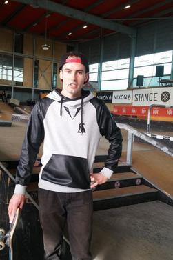 Sur la route des championnats de France de Skate 2017.