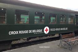 Voiture M1 Croix Rouge HO et modèle réel CFV3V