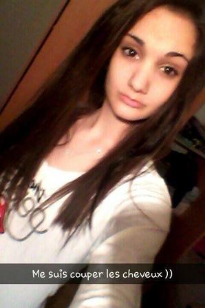cheveux coupé :)