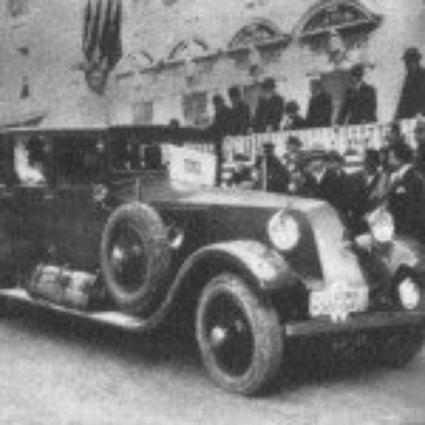 Rallye Monte-Carlo 1925