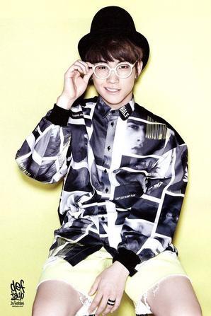 Le jour ou j'aurai vu Jiyeon et JB je pourrais mourir en paix