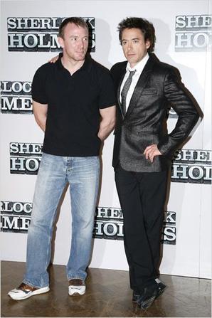 Présentation Sherlock Holmes