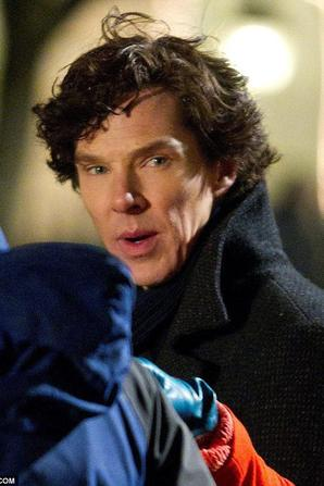 Welcome back Sherlock !