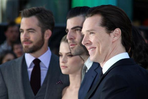 Thursday, 2 May 2013 Star Trek Into Darkness in London (2)