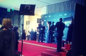 Benedict Cumberbacth BAFTA LA Jaguar Britannia Awards (09/11/13)
