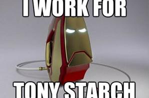 Un peu d'humour en compagnie de Robert Downey Jr